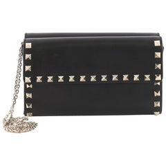 Valentino Double Sided Crossbody Leather Small