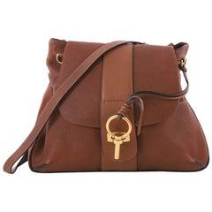 Chloe Lexa Crossbody Bag Leather Small