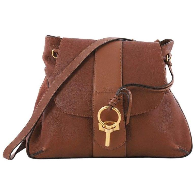 Chloe Lexa Crossbody Bag Leather Small at 1stdibs e2f9b04b4