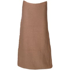 Vintage Alberta Ferretti Knitted Skirt