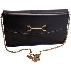 Vintage Launer Leather Bag
