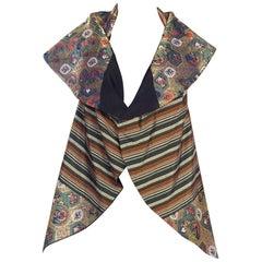 Obi Asian Kimono Vest