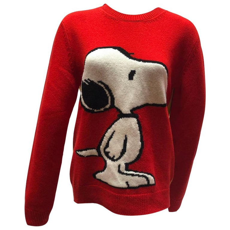1eddb9d0f78 Gucci Snoopy Sweater at 1stdibs