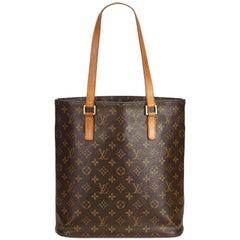 Louis Vuitton Brown Monogram Vavin GM