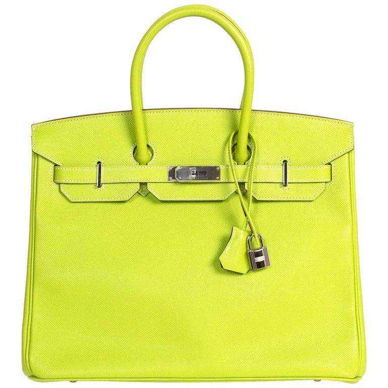 72e82779f7 Hermès Birkin 35