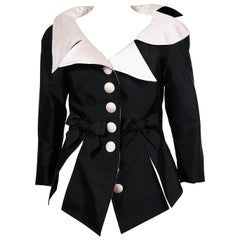 Christian Lacroix Vintage 18th Century Inspired Jacket