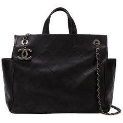 Chanel Small Shopping Tote Bag