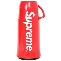 Supreme x Helios Collectors Red Thermos w. White Logo