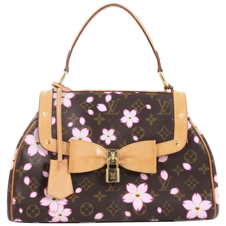 Louis Vuitton Retro Bag Limited Edition Cherry Blossom at 1stdibs 708a1fa1c764a