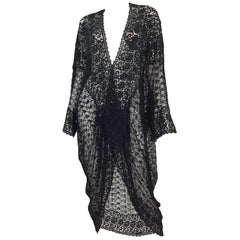 Vintage Victorian Lace Cover Up