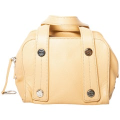 Chanel Top Handle Lambskin Bag - 2005 - 2006