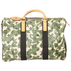 Limited Edition Louis Vuitton Monogramouflage Speedy