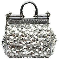 2018 Dolce & Gabbana Sicily Micro Bag