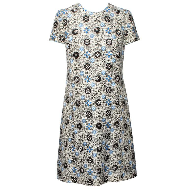 ecfce9ff268c6 Louis Vuitton Monogramm Kleid im Angebot bei 1stdibs