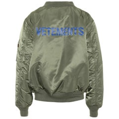 Vetements x Alpha Industries Wendbare Bomber Jacket
