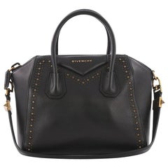 Givenchy Antigona Bag Studded Leather Small
