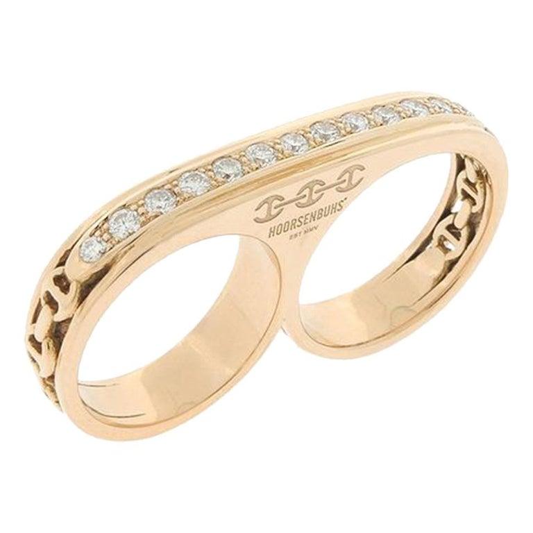 5c9a673f80693 Hoorsenbuhs Diamond Double Knuckle Ring