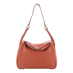 Hermes Lindy Handbag Swift 26