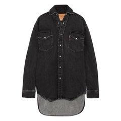 Vetements + Levi's Oversized Denim Shirt