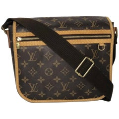 d5745fec5cff Louis Vuitton Monogram Messenger Bosphore PM Crossbody Handbag