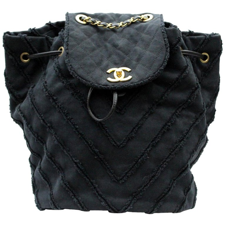 c474577be9da 2017 Chanel Cruise Limited Edition Urban Spirit Backpack For Sale at ...
