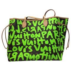 Louis Vuitton Stephen Sprouse Print Tote