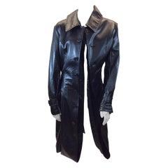 Junya Watanabe Black Trench Coat NWT