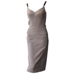 Stella McCartney Tweed Dress