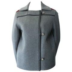 Hermes Cashmere Jacket