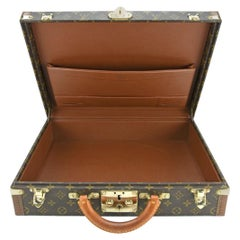 Louis Vuitton Monogram President Trunk Case