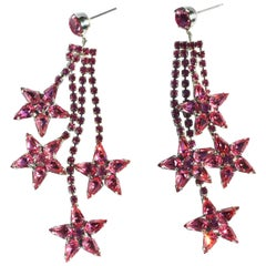Pink Cassiopeia Earring