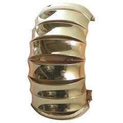 Vintage Signed Gold Tone Bracelet