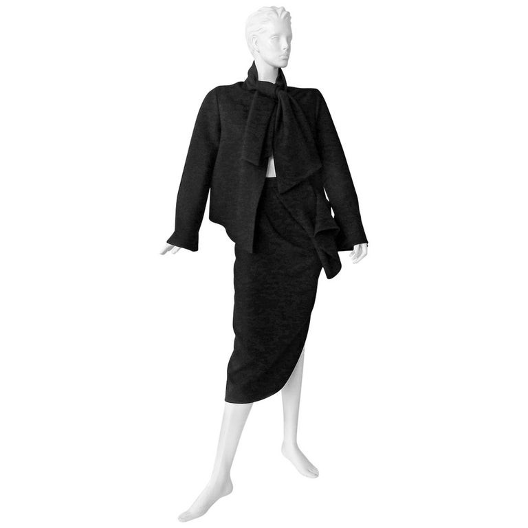Christian Dior Stylish Couture 50's Inspired Suit 2013 Runway Collection   For Sale