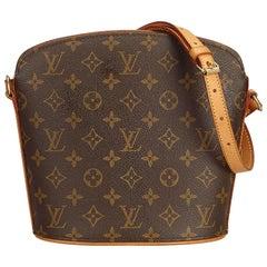 Louis Vuitton Brown Monogram Drouot