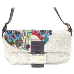 Fendi Limited Edition Baguette Bag