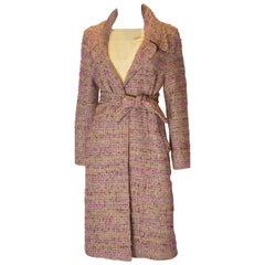 Vintage Jean Muir Wool Coat