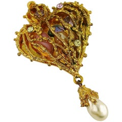 Christian Lacroix Brooches
