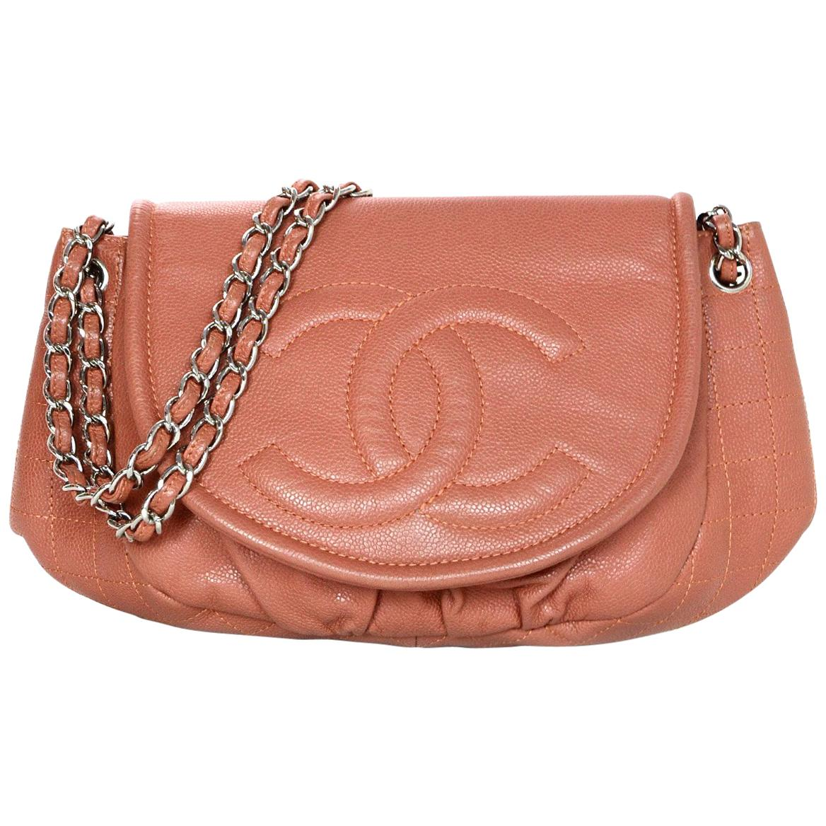 7d60be133de2 CHANEL Caramel Quilted Leather Camera Bag With Tassel at 1stdibs