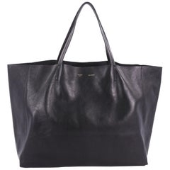 Celine Horizontal Cabas Tote Leather Large