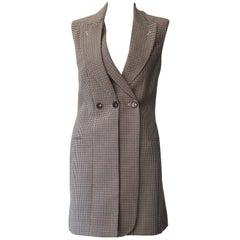 Stella McCartney Tweed Suit Dress