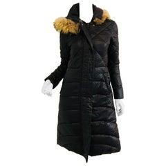 Moncler Fur Hood Jacket