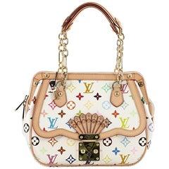 Louis Vuitton Gracie Handbag Monogram Multicolor