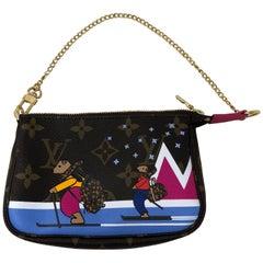 Louis Vuitton Limited Edition Mini Pochette