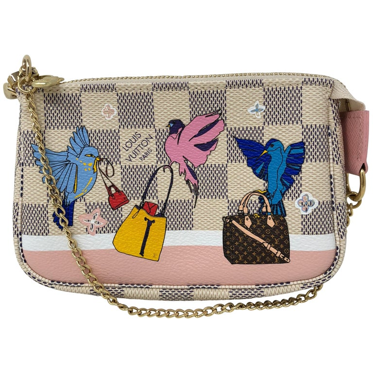 e757b0c040c6 Louis Vuitton Limited Edition Mini Pochette at 1stdibs