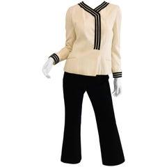 Chanel Pant Suit