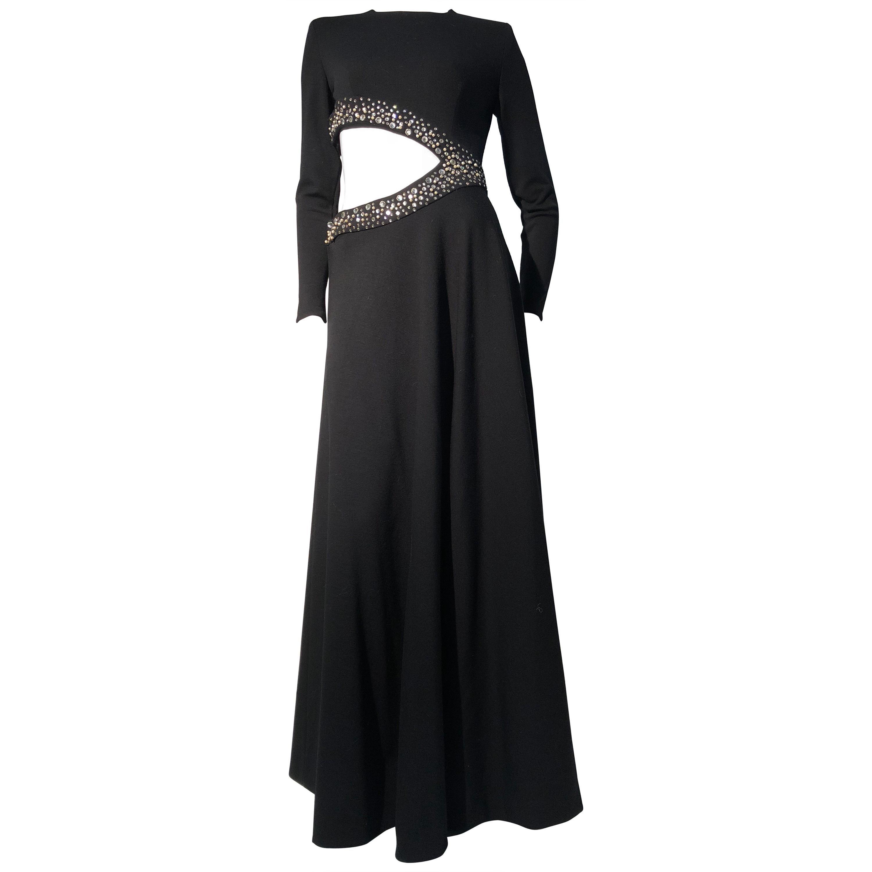 46349d5124cf Torso Vintages Evening Dresses and Gowns - 1stdibs