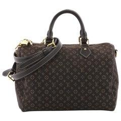 Louis Vuitton Speedy Bandouliere Bag Monogram Idylle 30,