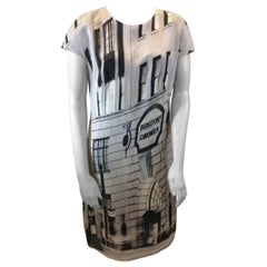 Akris Limited Edition Bergdorf Goodman Silk Dress