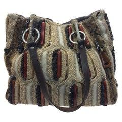Jamin Puech Multi-Color Beaded Handbag