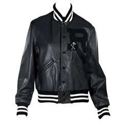 Bomber Leather Jackets - 61 For Sale on 1stdibs